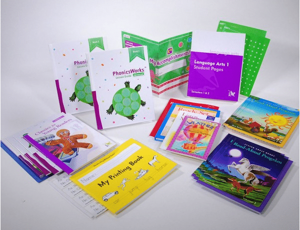 K12 Elementary School curriculum sample